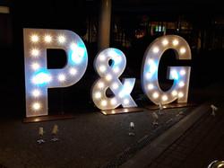 KMS Hire Procter & Gamble Awards