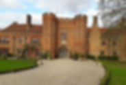 Stunning Leez Priory Essex wedding venue perfect for beautiful winter weddings