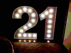 KMS Hire Lights Chalkwell Park Essex