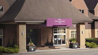 Ashford International Hotel wedding venue Kent