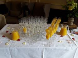 KMS Hire at Wivenhoe House Hotel