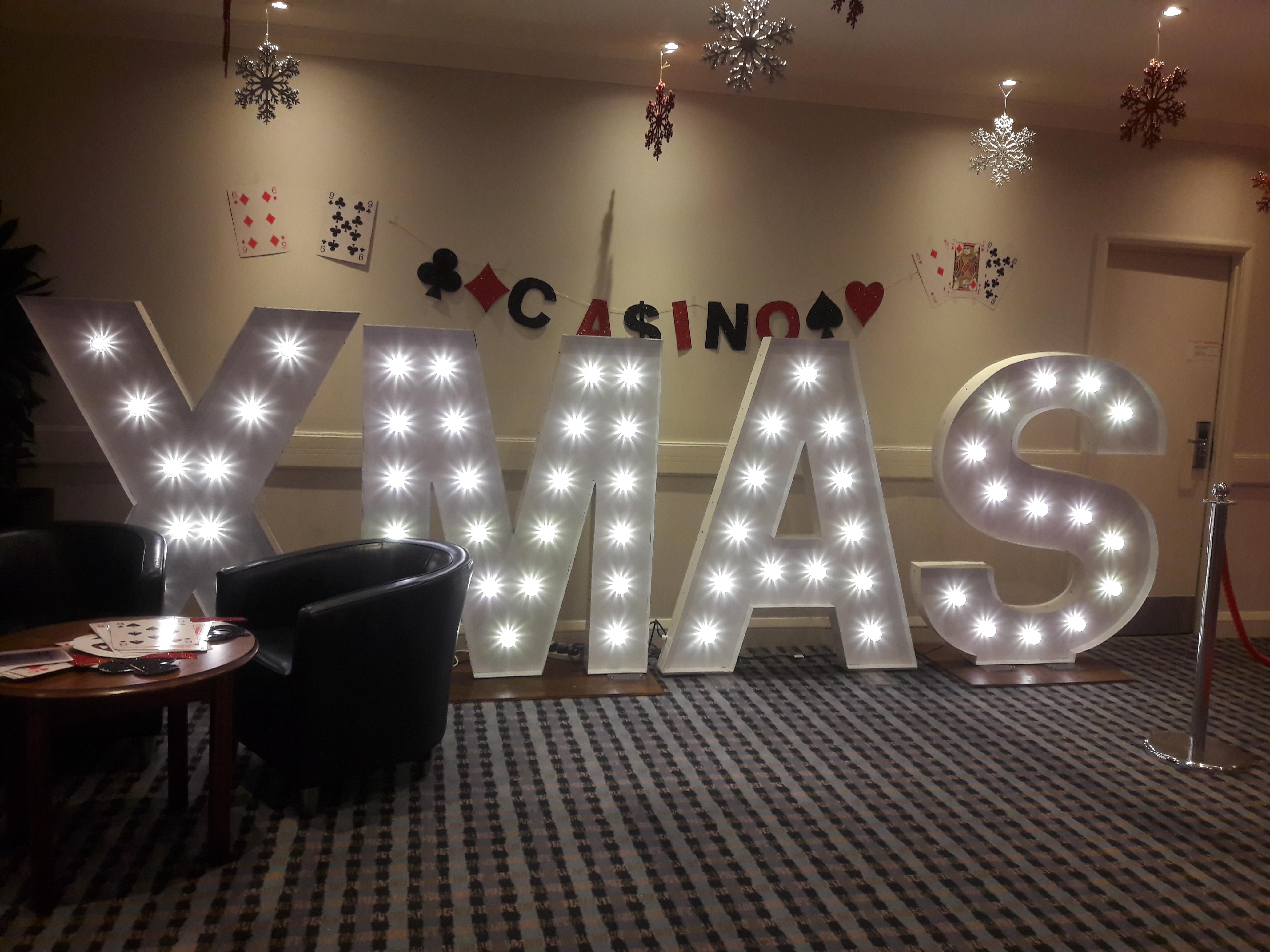 KMS Hire Lights Holiday Inn Basildon