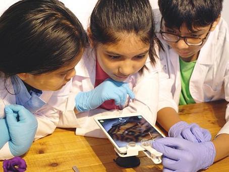 防疫不忘學習!北市玉成國小首開跨三校遠距教師研習