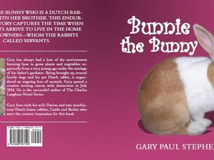 Coming soon - Bunnie The Bunny Book
