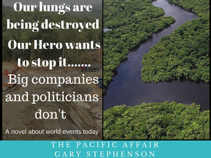 The rainforests are our lungs