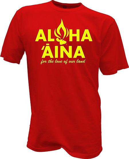 Aloha Aina T-Shirt