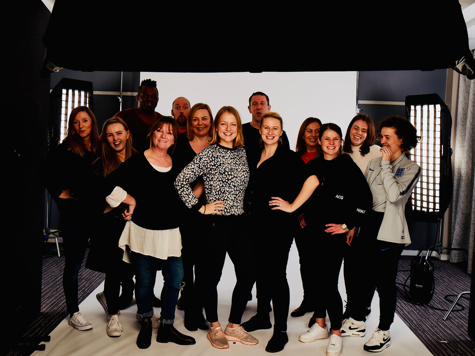 Project Managing the England Lionesses World Cup 2019 kit shoot