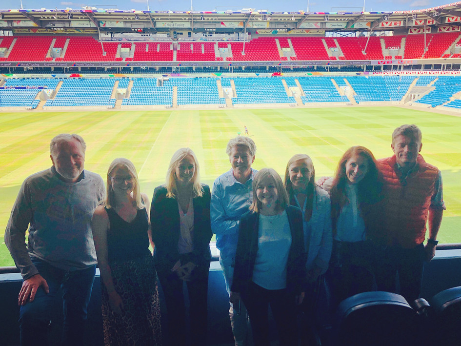 Working with NFF and Toppserien to help grow attendances and improve brand visibility and perceptions