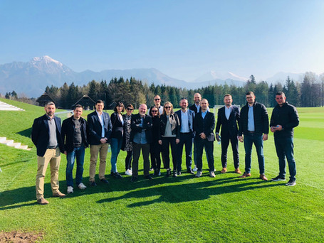 UEFA GROW Central Europe Workshop, March 2019