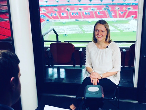 Interviewed by UCBF on my experiences working in football