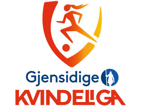 The reveal of the Gjensidige Kvindeliga new brand identity!