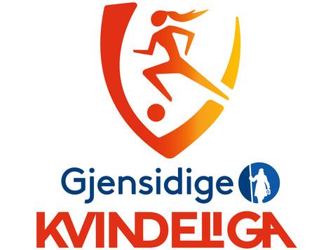 The reveal of the Gjensidige Kvindeliga new brand identity!