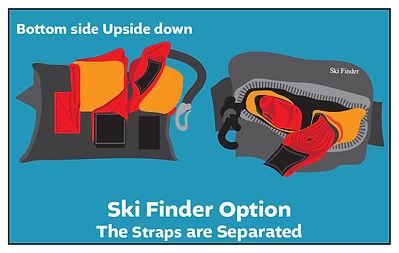Ski Finder option - Straps Separated-E.j