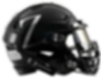 Black Football Facemask