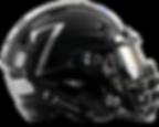 Black Football Facemask