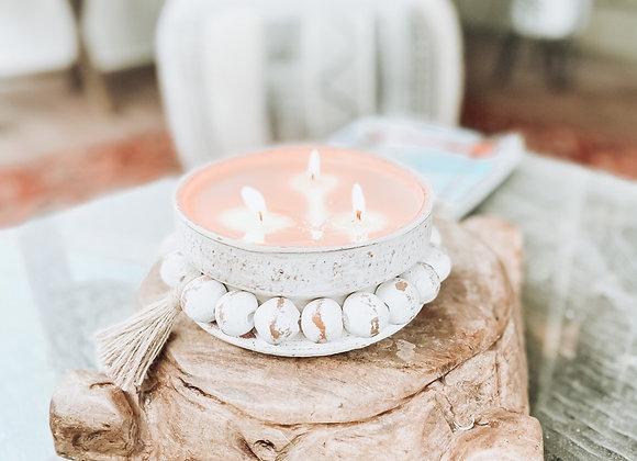 Beadzie Bowl Candles