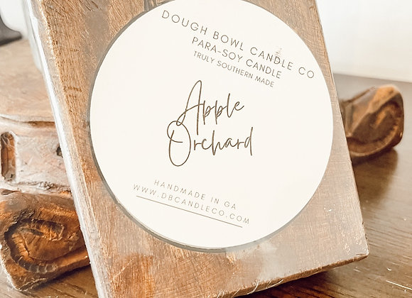 Single Cheese Mold Candle (Apple Orchard)