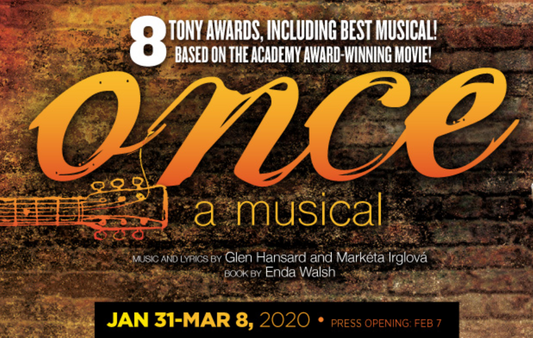 ONCE: A MUSICAL