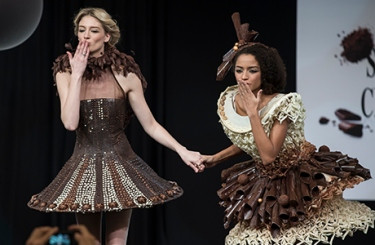 EXPERIENCE THE FAMOUS CHOCOLATE FASHION SHOW