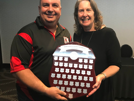 MACQUARIE DRAGONS WAS AWARDED THE 2018 CLUB CHAMPIONSHIP TROPHY
