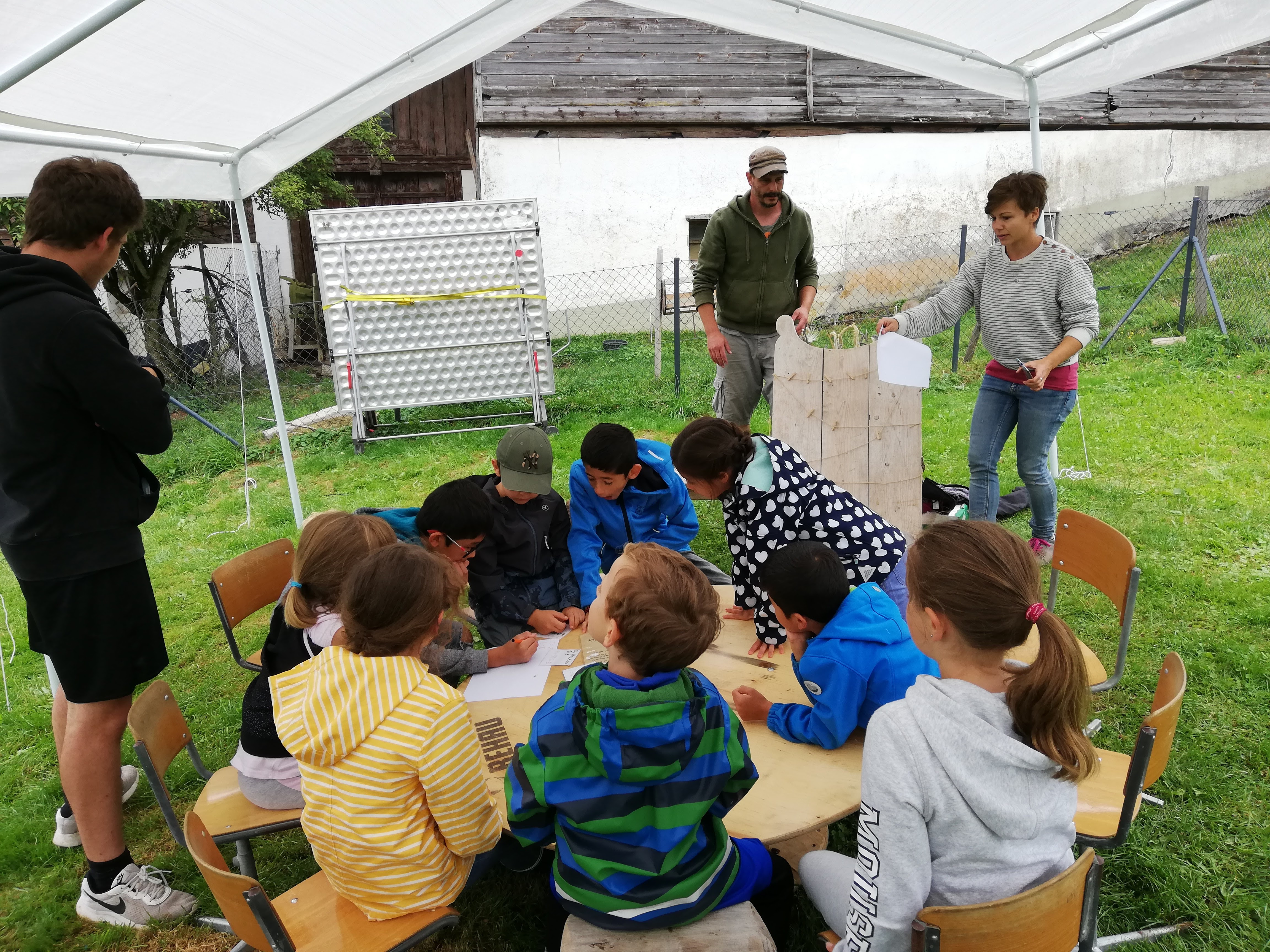 Atelier Nature Groupe