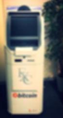 ビットコイン、ATM、暗号通貨、EXC、EXCHANGE