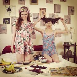 sullivan music video shoot