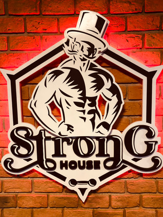 Strong House