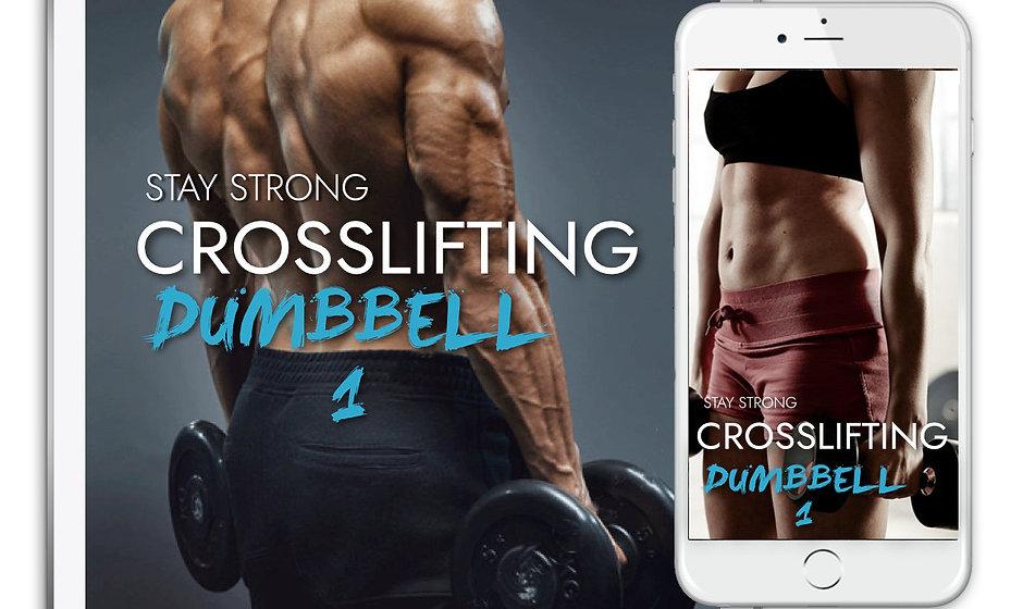 30 Gün CrossLifting Dumbbell 1