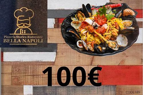 Buono acquisto 100 euro