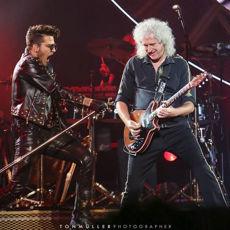 FOTOS: Queen + Adam Lambert