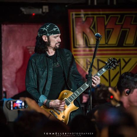 Bruce Kulick (KISS) + Parasite em Porto Alegre/RS