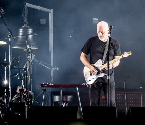 FOTOS: David Gilmour - Rattle that Lock Tour