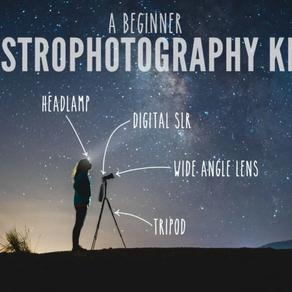 O Que é a Astrofotografia?