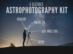 A Astrofotografia
