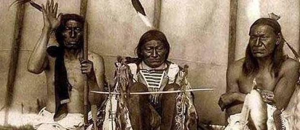 ancião Hopi