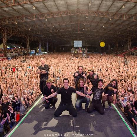 FOTOS: Capital Inicial /// Acústico NYC Tour Brasil