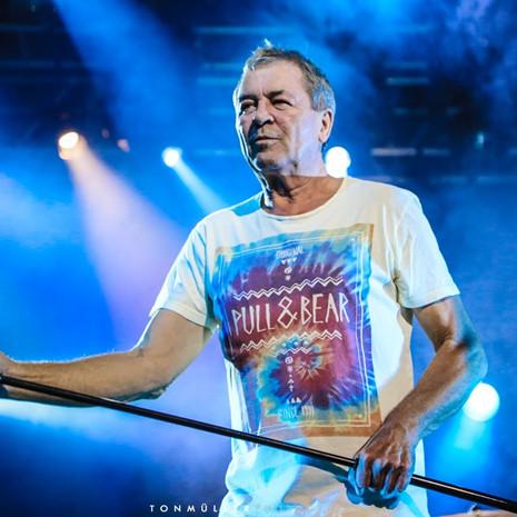 FOTOS: Deep Purple - Araújo Vianna (POA)