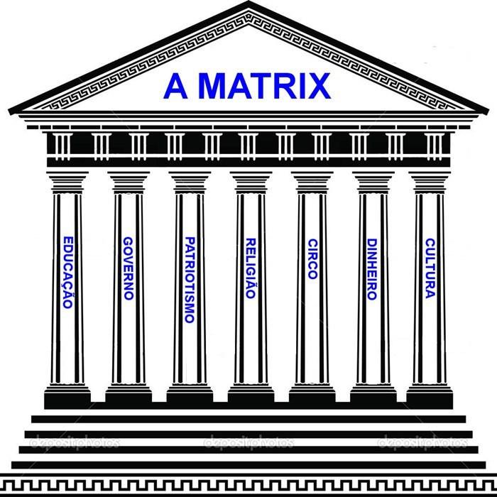 Os Sete Pilares da Matrix