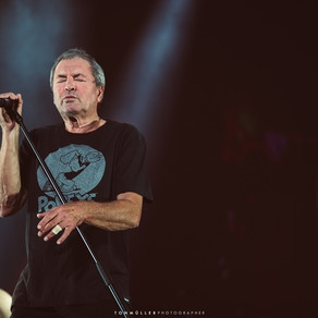 FOTOS: Solid Rock Festival - Tesla, Cheap Trick e Deep Purple