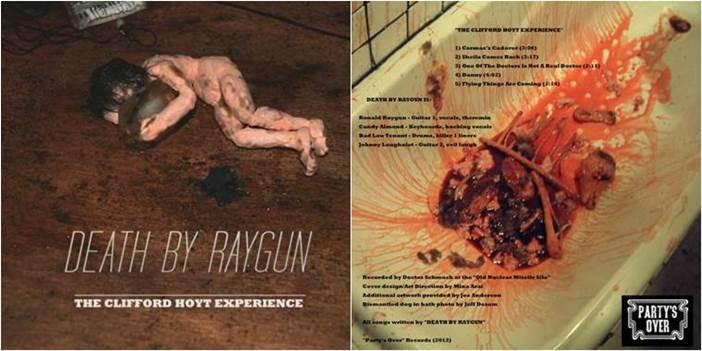 A história bizarra de Clifford já foi homenageada pela banda Death by Raygun. O álbum da homenagem se chama The Clifford Hoyt Experience e é tão esquisito quanto a história original.