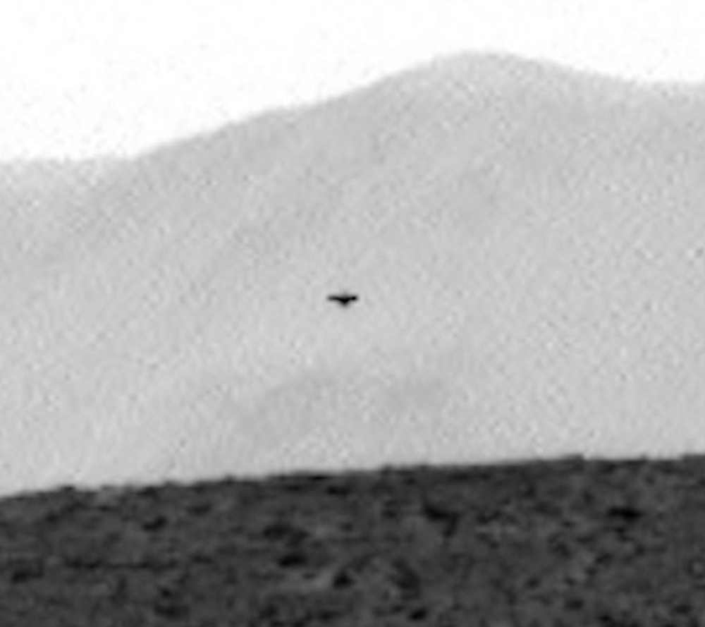 Ufo Marte Ovni Aliens NASA