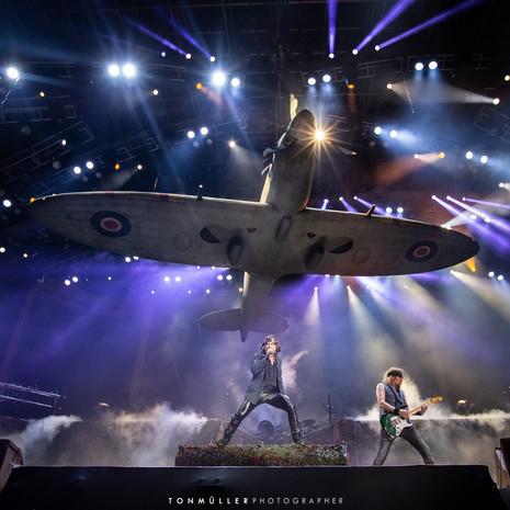 FOTOS: Iron Maiden em Porto Alegre   Legacy of the Beast Tour