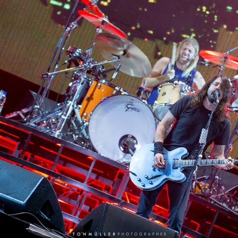 FOTOS: Foo Fighters - Sonic Highways Tour Brazil + Kaiser Chiefs