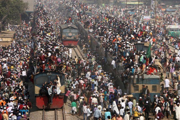 Multidão-em-fuga