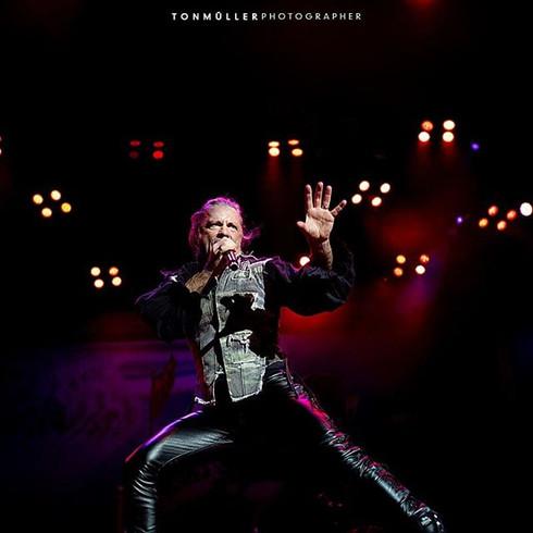 🔥 Bruce Dickinson • Iron Maiden • Porto