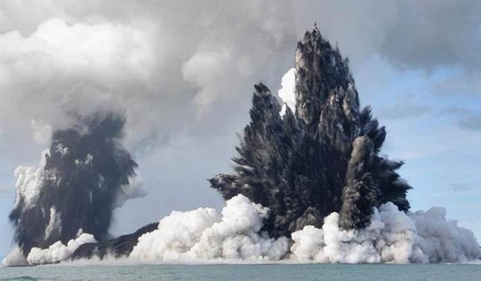 Vulcão Submerso