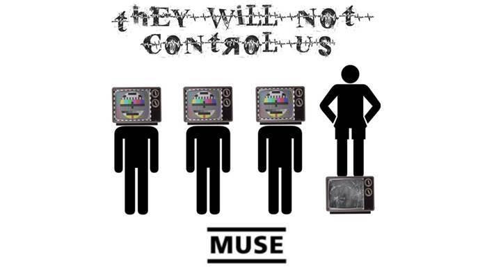 """""""Eles não irão nos controlar"""""""