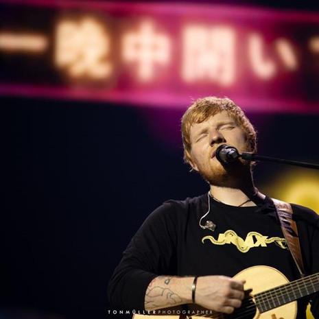 Ed Sheeran: Celebrando o seu aniversário em Mega show na Arena do Grêmio [FOTOS]