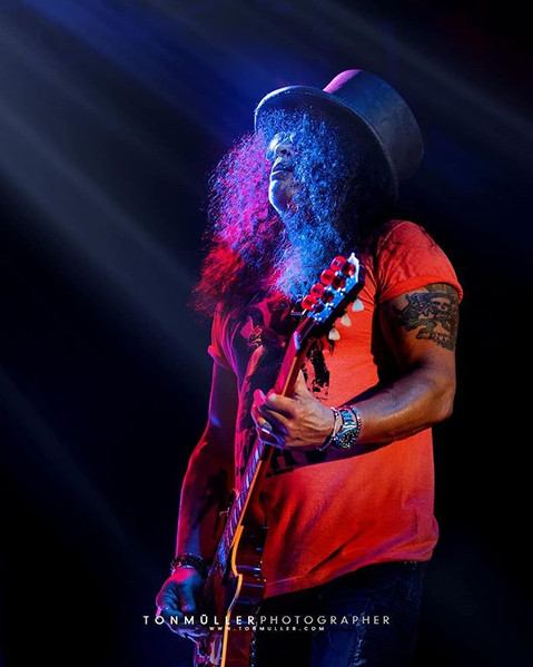 Slash • Live at Porto Alegre • cifraclub